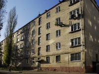 Azov, Uritsky alley, house 61. Apartment house