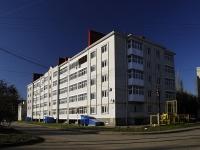 Azov, alley Oleg Koshevoy, house 54. Apartment house