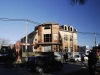 Azov, Kooperativnaya st, house 1А. garage (parking)