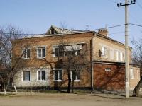 Azov, Pavlova alley, house 80. Apartment house