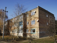 Azov, Pavlova alley, house 84. Apartment house