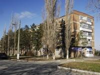 Азов, улица Красногоровская, дом 37. многоквартирный дом