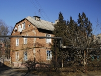 Azov, Mayakovsky alley, house 5. Apartment house