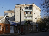 Azov, Stepan Razin st, house 58. Apartment house