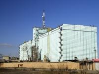 Azov, warehouse ЗАО «Азовский элеватор» , Elevatornaya st, house 1