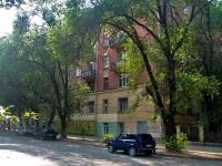 Samara, st 22nd Parts'ezda, house 7. Apartment house