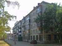 Samara, 22nd Parts'ezda st, house 12. Apartment house