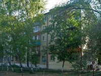Samara, 22nd Parts'ezda st, house 22. Apartment house