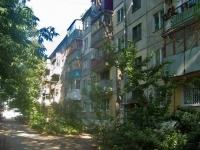 Samara, 22nd Parts'ezda st, house 24. Apartment house