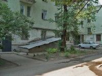 Samara, 22nd Parts'ezda st, house 27. Apartment house