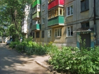 Samara, 22nd Parts'ezda st, house 28. Apartment house