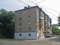 Samara, 22nd Parts'ezda st, house 33. Apartment house with a store on the ground-floor