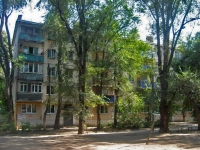 Samara, 22nd Parts'ezda st, house 36. Apartment house