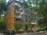 Samara, 22nd Parts'ezda st, house 40. Apartment house