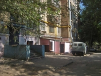 Samara, 22nd Parts'ezda st, house 42. Apartment house with a store on the ground-floor