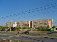 隔壁房屋: st. 22nd Parts'ezda, 房屋 43. 医院 Самарский областной клинический госпиталь для ветеранов войн