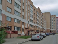 Samara, 22nd Parts'ezda st, house 55. Apartment house