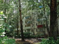 Samara, 22nd Parts'ezda st, house 173. Apartment house