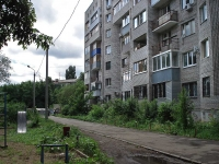 Samara, 22nd Parts'ezda st, house 173А. Apartment house