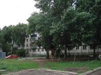Samara, 22nd Parts'ezda st, house 177. Apartment house