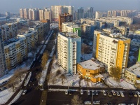 Samara, 22nd Parts'ezda st, house 221. Apartment house