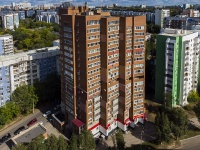 Samara, 22nd Parts'ezda st, house 225. Apartment house
