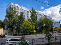 neighbour house: st. 22nd Parts'ezda, house 227. Apartment house