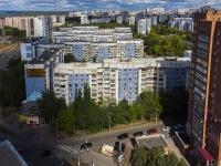 Samara, 22nd Parts'ezda st, house 227. Apartment house