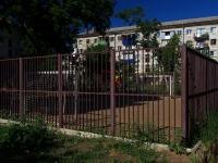 Самара, Безымянный 2-й переулок. спортивная площадка