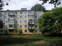 Samara, 22nd Parts'ezda st, house 142. Apartment house