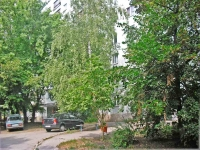 Samara, 22nd Parts'ezda st, house 154А. Apartment house
