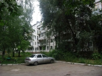Samara, 22nd Parts'ezda st, house 156. Apartment house