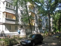 Samara, 22nd Parts'ezda st, house 167. Apartment house