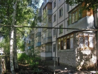 Samara, 22nd Parts'ezda st, house 169. Apartment house