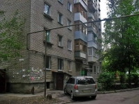 Samara, 22nd Parts'ezda st, house 181. Apartment house