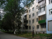 Samara, 22nd Parts'ezda st, house 183. Apartment house
