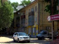 Samara, st 22nd Parts'ezda, house 4. Apartment house