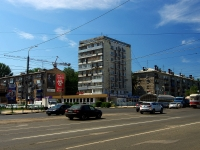 Samara, st 22nd Parts'ezda, house 10. Apartment house with a store on the ground-floor