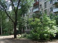 Samara, 22nd Parts'ezda st, house 19. Apartment house