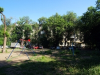 Samara, st 22nd Parts'ezda, house 19. Apartment house