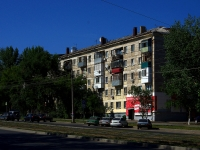 Samara, 22nd Parts'ezda st, house 21. Apartment house