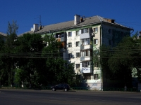 Samara, 22nd Parts'ezda st, house 25. Apartment house