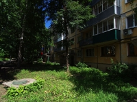 Samara, 22nd Parts'ezda st, house 140. Apartment house