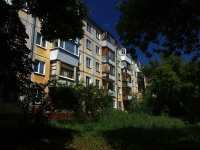 Samara, 22nd Parts'ezda st, house 142. Apartment house