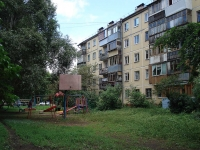 Samara, 22nd Parts'ezda st, house 144. Apartment house