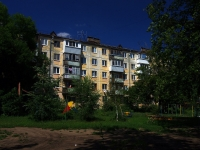 Samara, 22nd Parts'ezda st, house 146. Apartment house