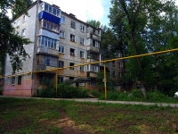 Samara, 22nd Parts'ezda st, house 158. Apartment house