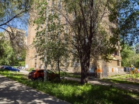 Samara, 22nd Parts'ezda st, house 37. Apartment house