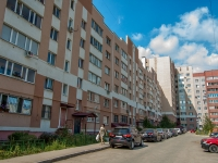 Самара, улица 22 Партсъезда, дом 55. многоквартирный дом