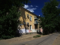 Samara, st Artemovskaya, house 46. Apartment house